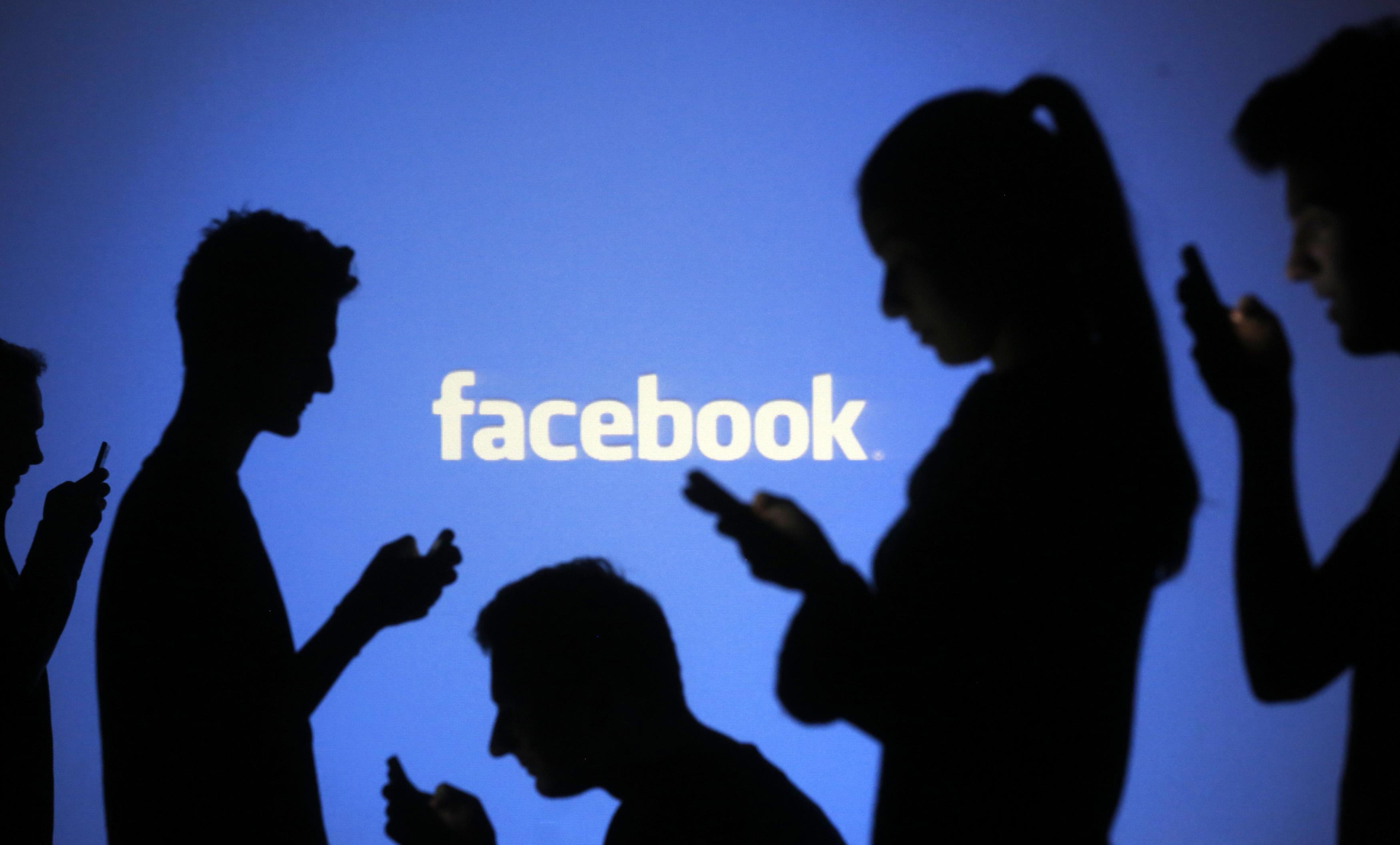 محبوبیت فیسبوک